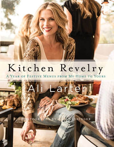Kitchen Revelry Book Cover