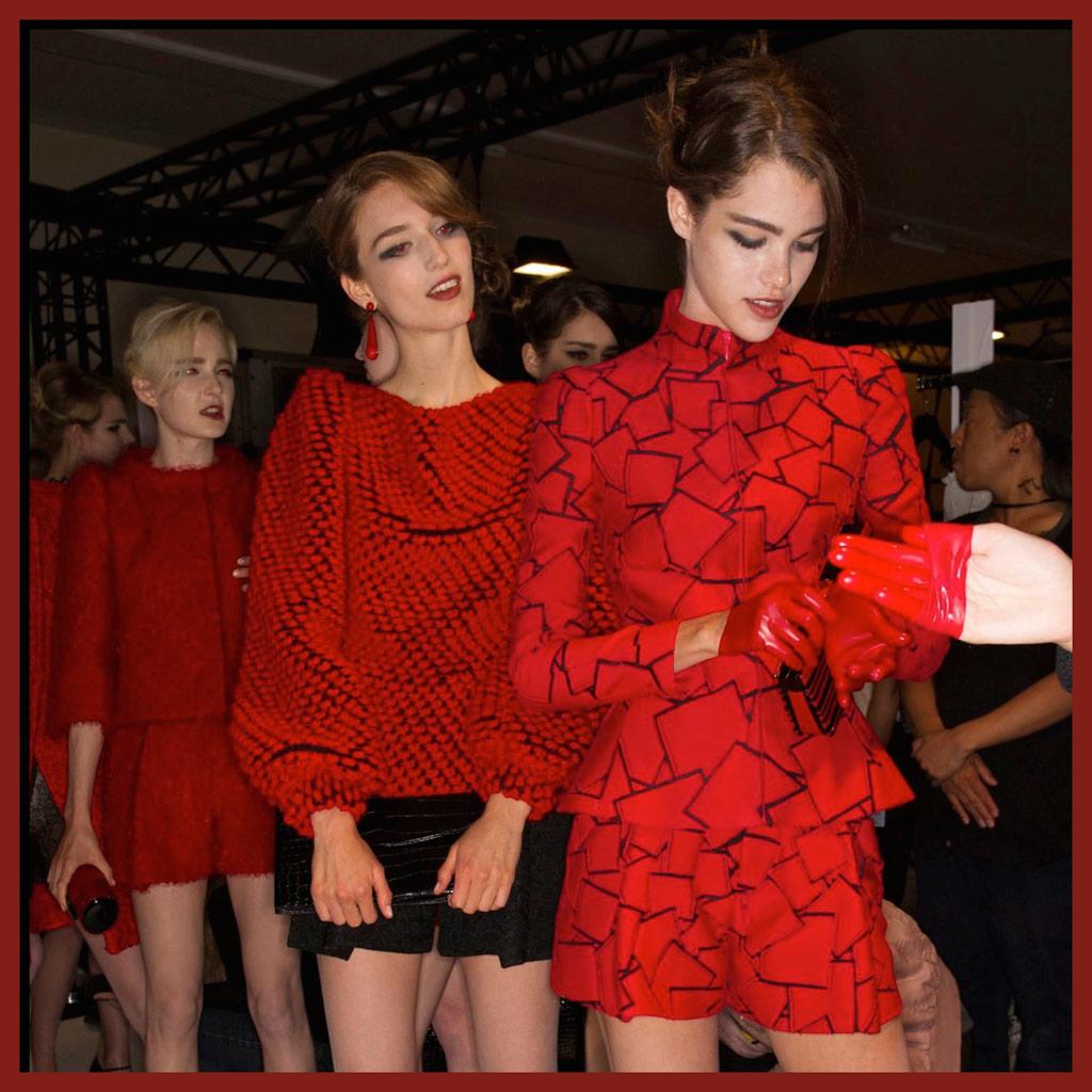 Holiday Fashion - Armani Prive